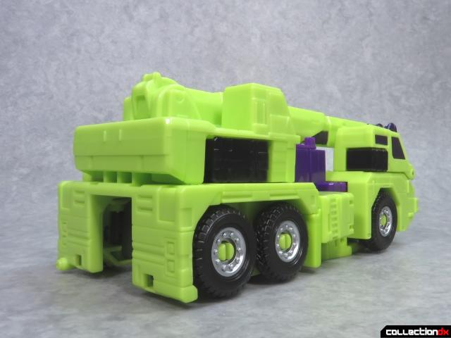 unite warriors devastator 51