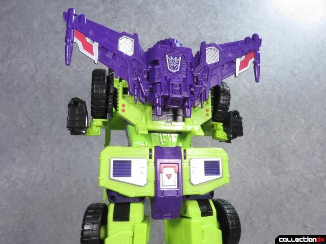 unite warriors devastator 65