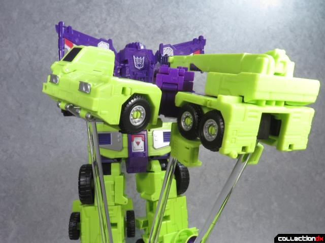 unite warriors devastator 66