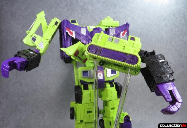 unite warriors devastator 67