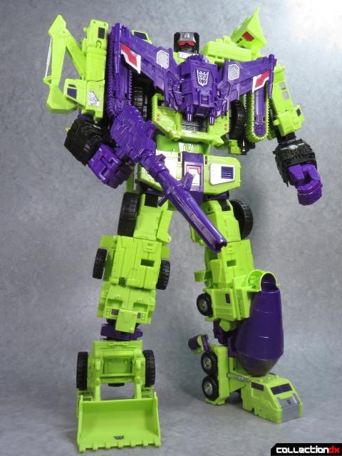 unite warriors devastator 69