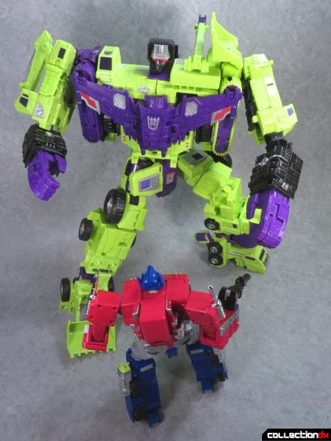 unite warriors devastator 72