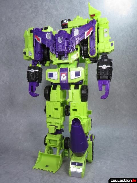 unite warriors devastator 74