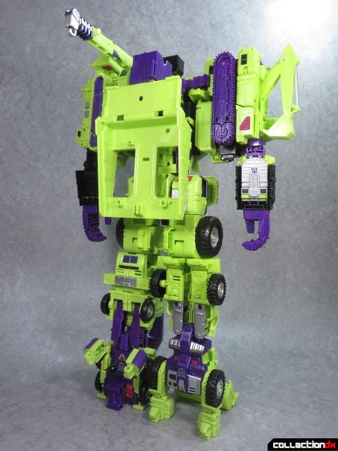 unite warriors devastator 75
