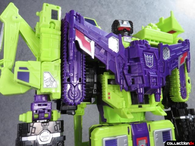 unite warriors devastator 76