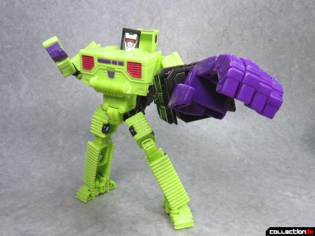 unite warriors devastator 78