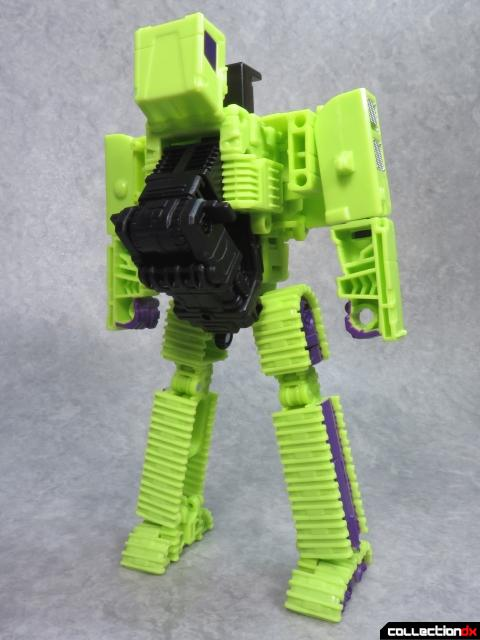 unite warriors devastator 80