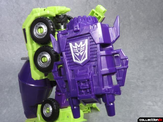unite warriors devastator 81