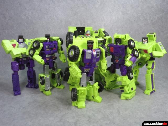 unite warriors devastator 83