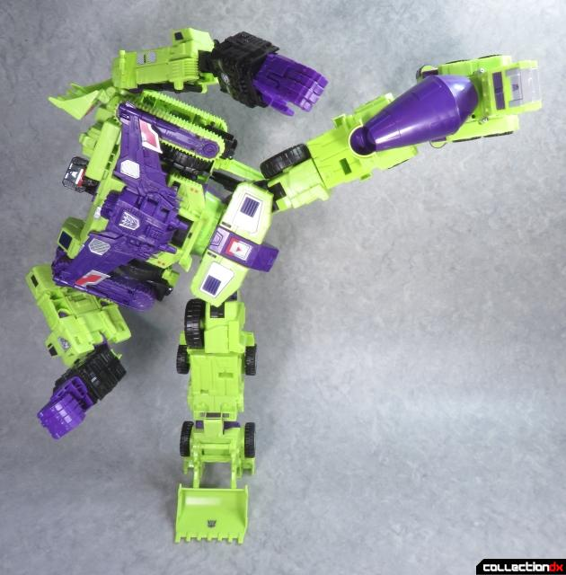 unite warriors devastator 88