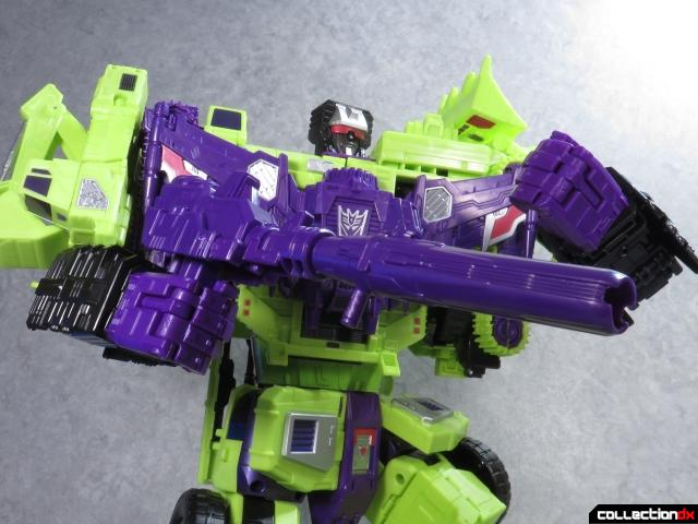 unite warriors devastator 91