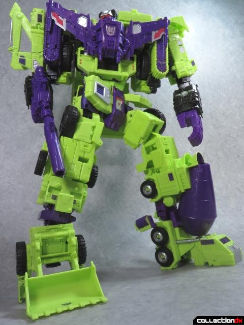 unite warriors devastator 92