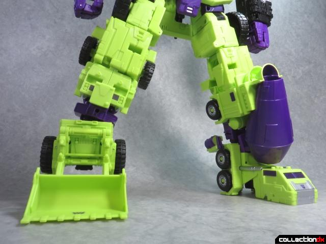 unite warriors devastator 93