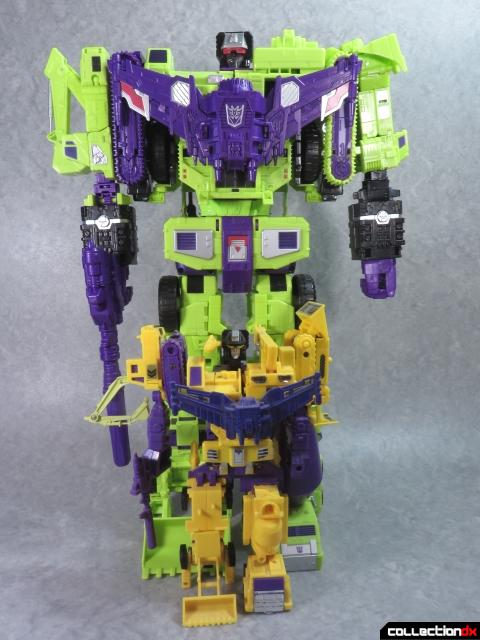 unite warriors devastator 94