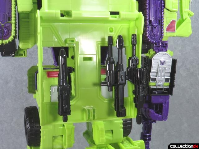 unite warriors devastator 95