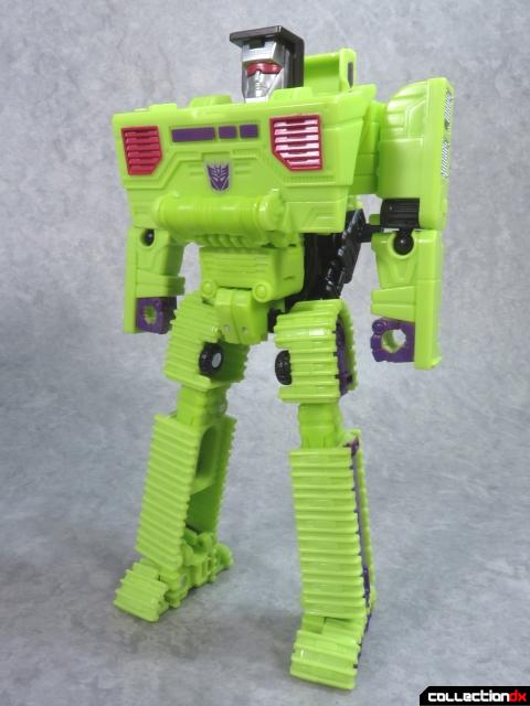 unite warriors devastator 96