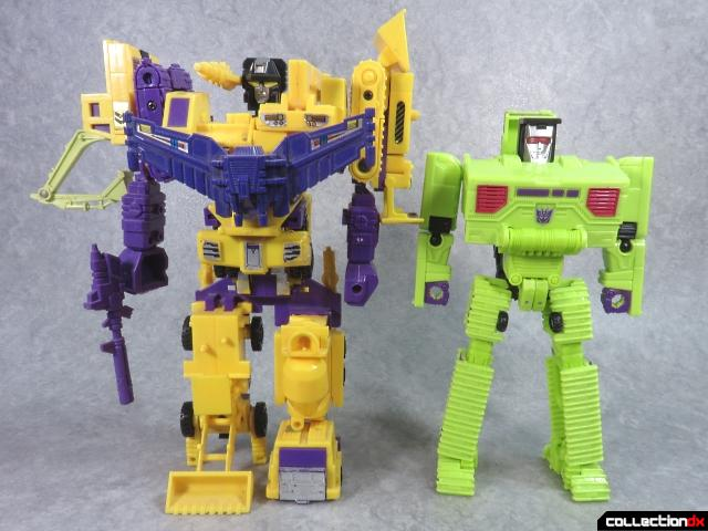 unite warriors devastator 97