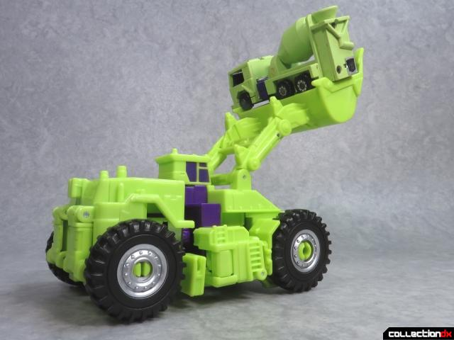 unite warriors devastator 100