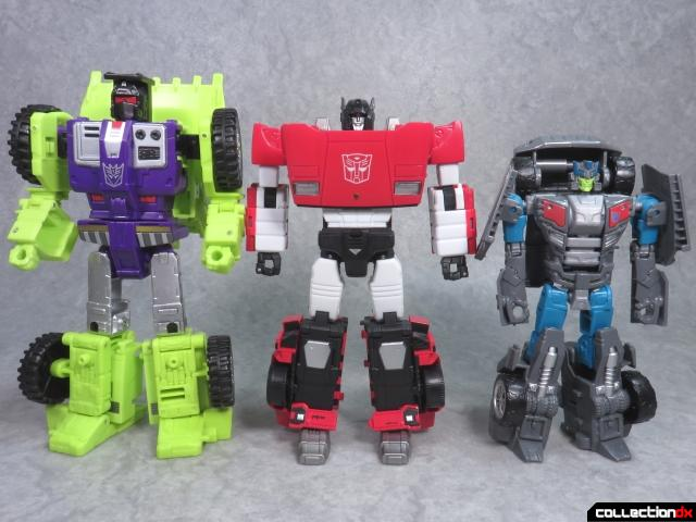 unite warriors devastator 101