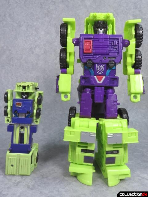 unite warriors devastator 102