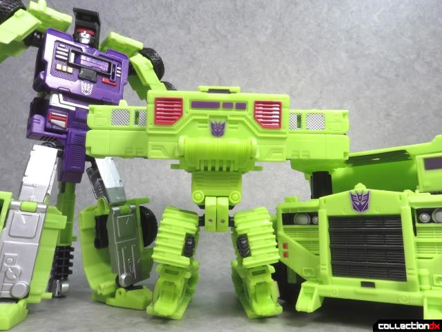 unite warriors devastator 103