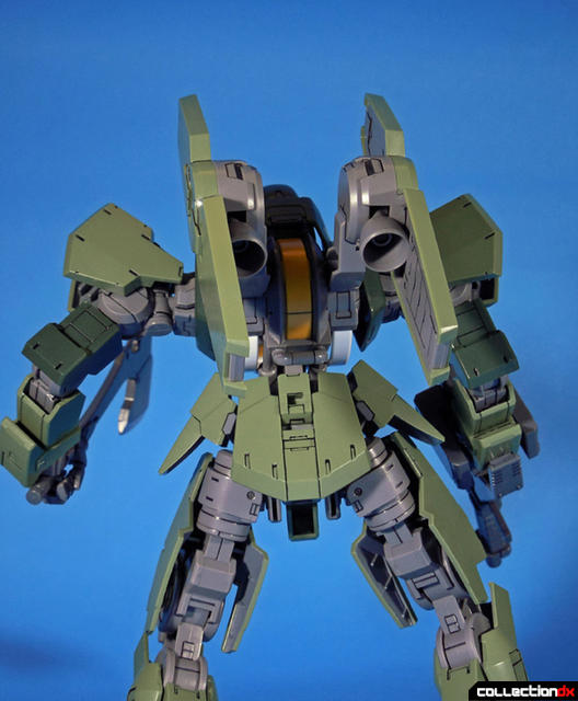 Graze back booster