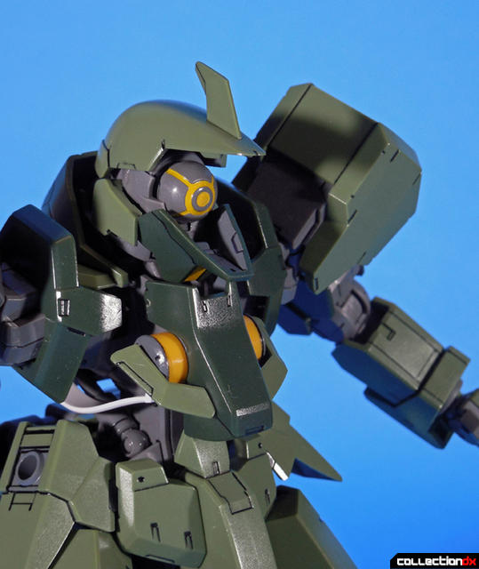 Graze eye side