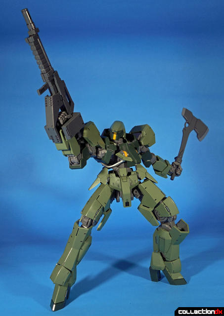 Graze rifle up