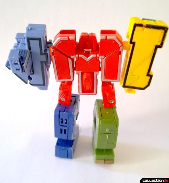 Number Android Combiner 7