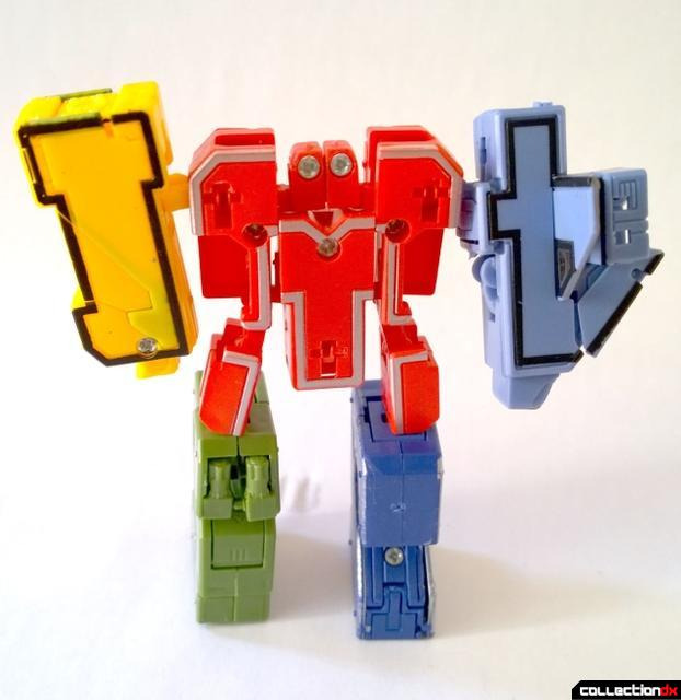 Number Android Combiner 9