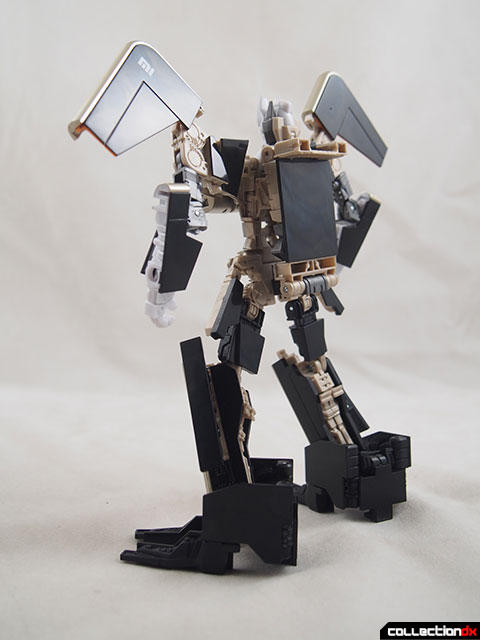 Soundwave tablet