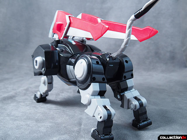 Voltron Black Lion