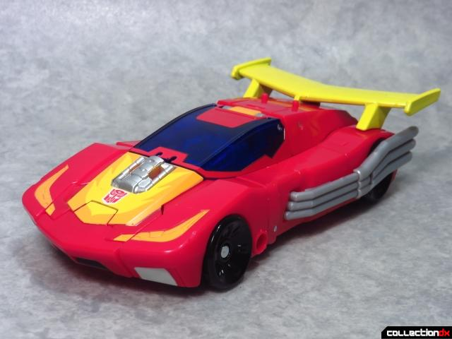 Titans Return Hot Rod 1