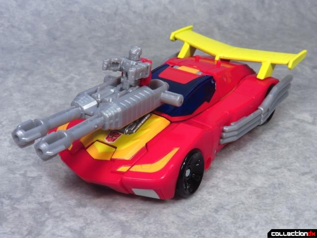 Titans Return Hot Rod 7