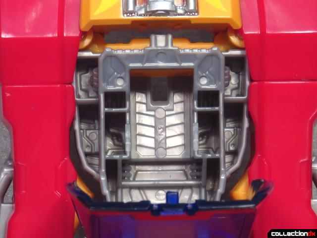 Titans Return Hot Rod 10
