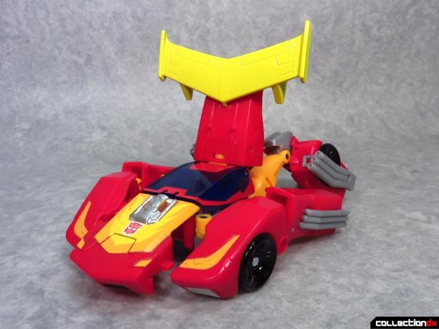Titans Return Hot Rod 15