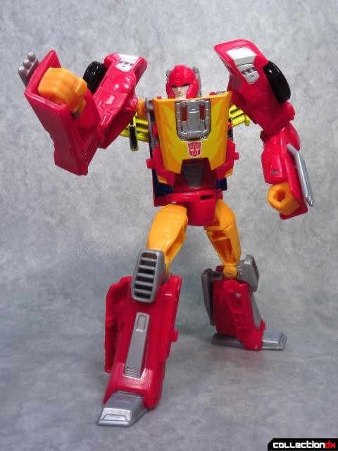 Titans Return Hot Rod 19