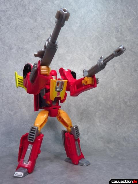 Titans Return Hot Rod 20