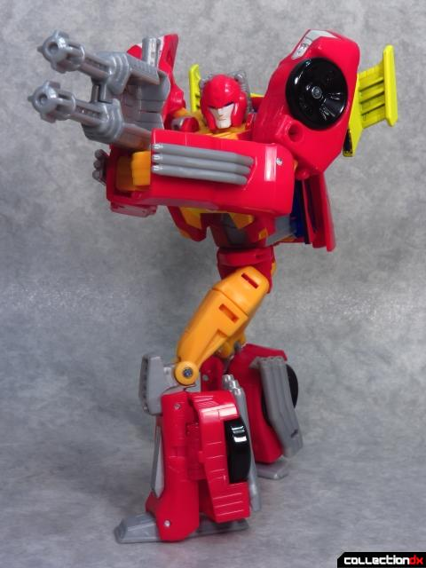 Titans Return Hot Rod 21