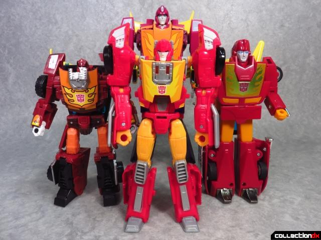 Titans Return Hot Rod 27