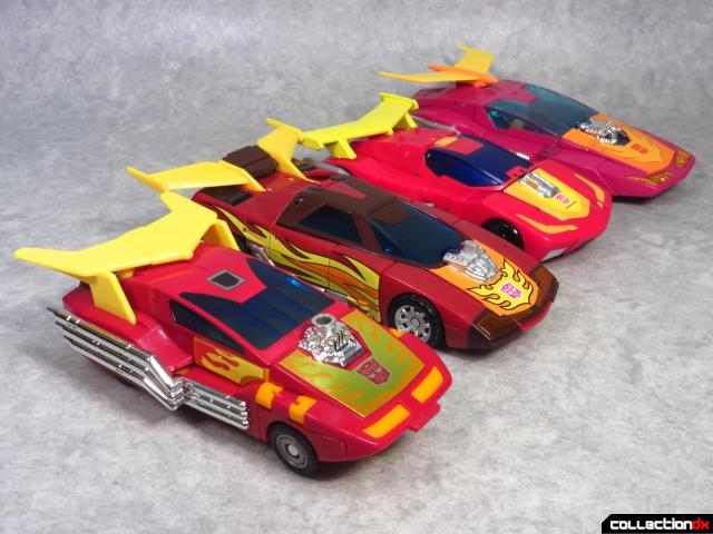 Titans Return Hot Rod 28