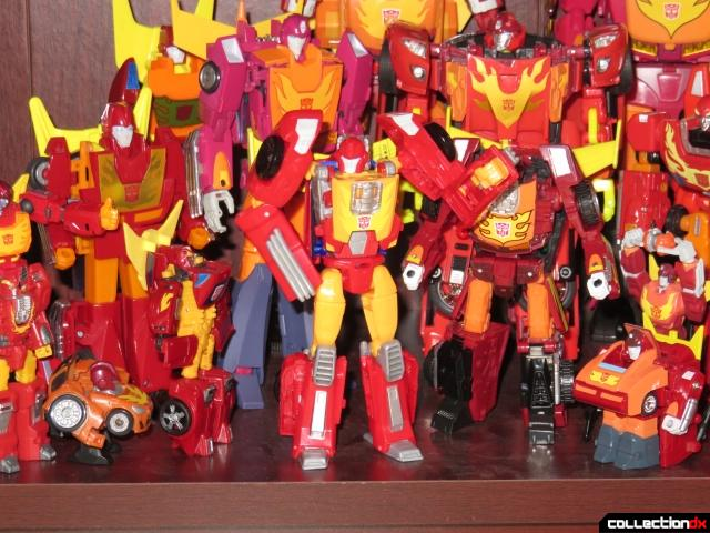 Titans Return Hot Rod Group