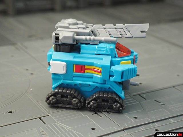 Missile Tank Robo