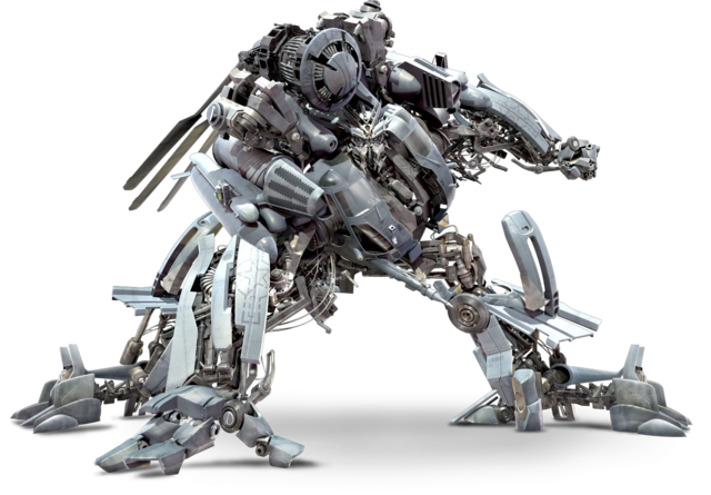 Decepticon Blackout (2007 CGI character)