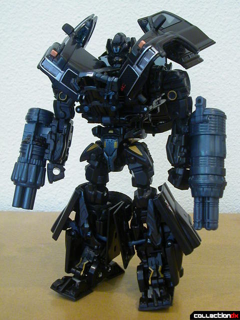 Autobot Ironhide- robot mode (front)