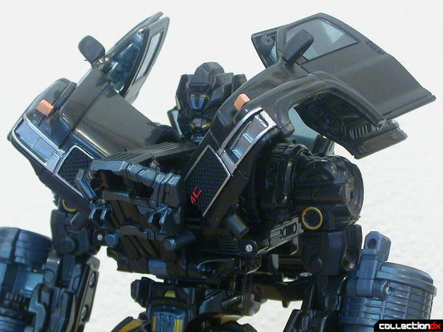 Autobot Ironhide- robot mode (upper torso detail)