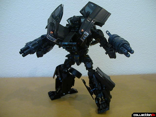 Autobot Ironhide- robot mode posed (1)