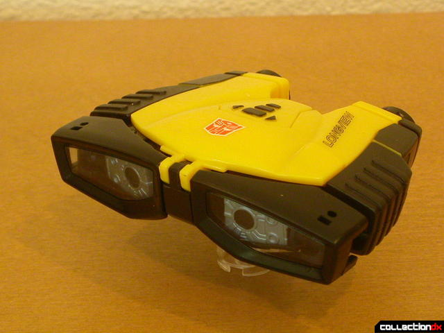 Autobot Longview- disguise mode (front)