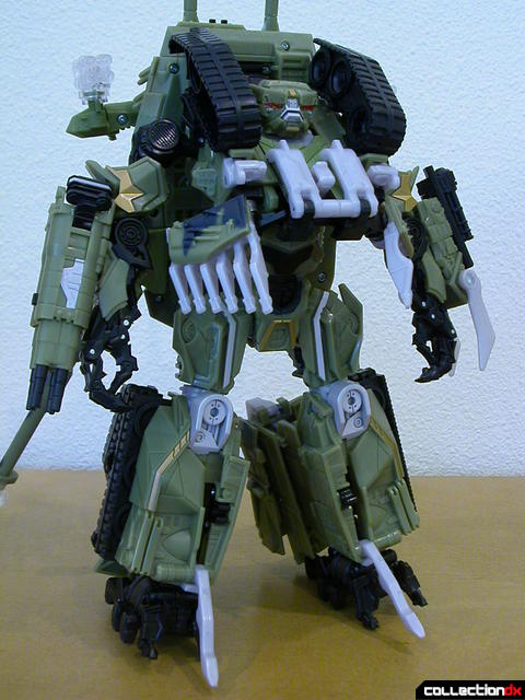 Decepticon Brawl- robot mode (front)