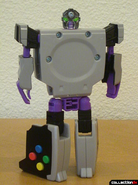 Decepticon Power Up VT6- robot mode (back)